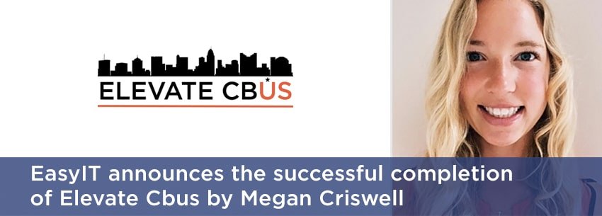 EasyIT announces the successful completion of Elevate Cbus by Megan Criswell