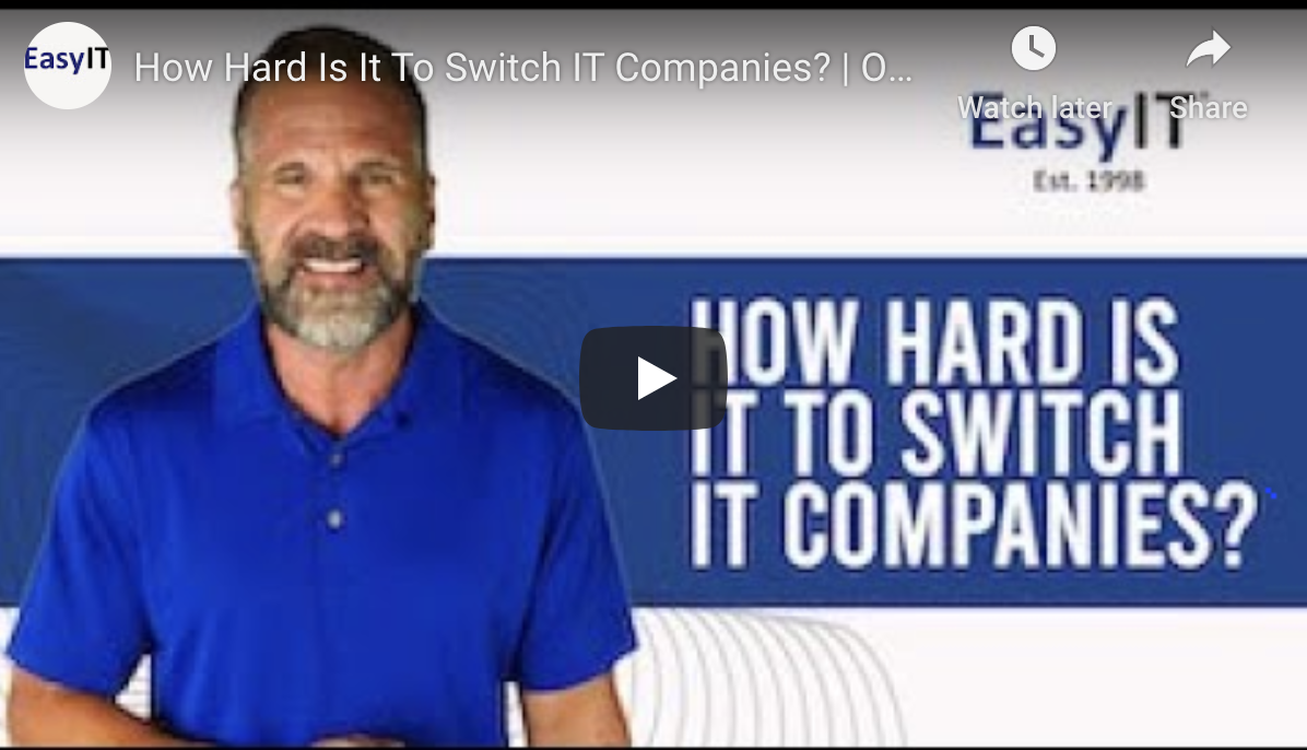 Switching IT Companies in Columbus