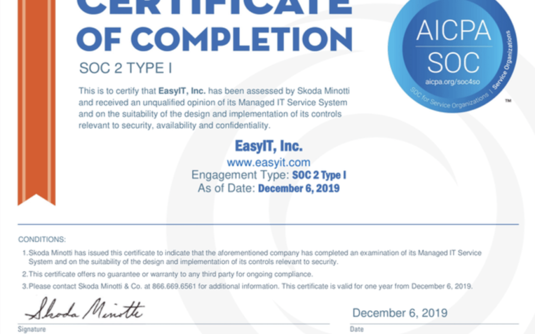 What Is A SOC Certification? (And What Should It Mean To You?)